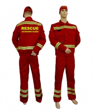 Rescue HIVIS pracovny komplet