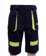 174f0d4d7d43 BOSSMAN - krátke pracovné nohavice Hasiči
